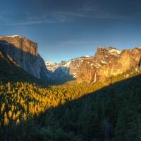 El Valle, Yosemite