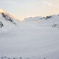 Aletschgletcher desde Konkordia Hut