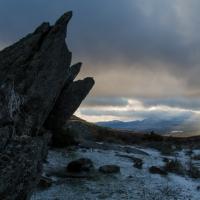 Luces en la Sierra Norte
