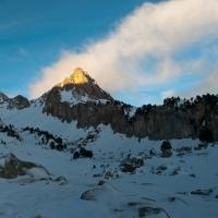 Pico de Alba y Pico de Paderna, Pirineos